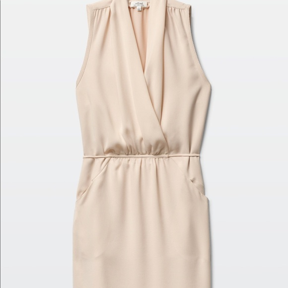 Wilfred Dresses & Skirts - Aritzia Wilfred Sabine dress small in ivory